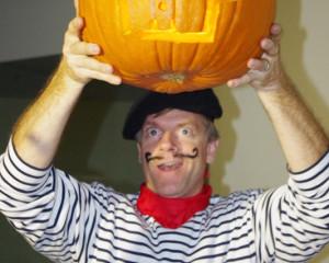 ILI Halloween Phil w Jack-O-Lantern
