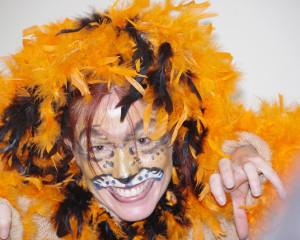 ILI Halloween - Serena the Lion