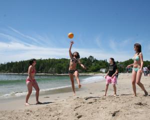 ILI Social Activities Beach Volleyball