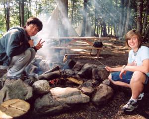 ILI Social Activities Campfire
