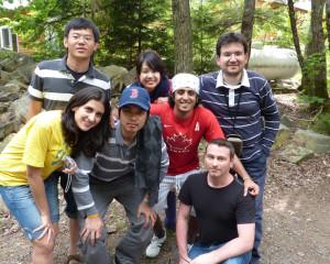 Mixed Nationalities Wilderness Resort